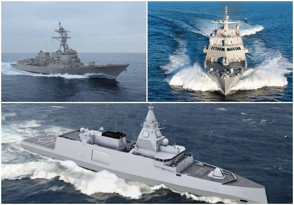 Η «ναυμαχία» για τις φρεγάτες μόλις άρχισε – Αντεπίθεση των ΗΠΑ και παρέμβαση Πάιατ – «Dead line» δίνει η Αθήνα στους «μνηστήρες»