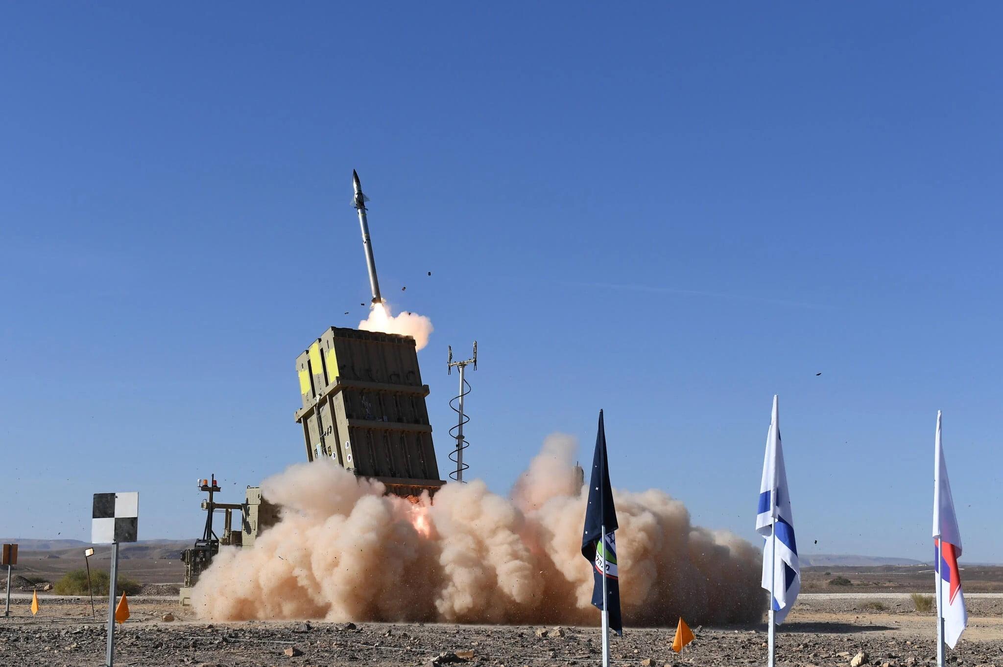 Αντιαεροπορική «ασπίδα» σε Αιγαίο και Έβρο: Λύση «IRON DOME» από το Ισραήλ απέναντι στα Τουρκικά UAV και στους πυραύλους ATMACA