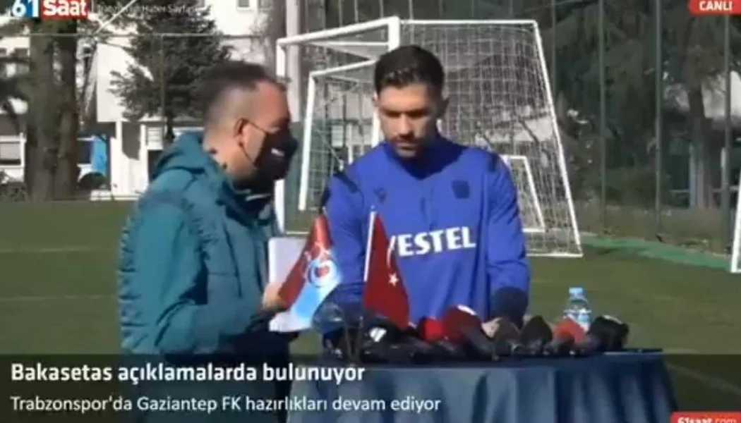 Πρόκληση με Μπακασέτα στην Τουρκία! Αποστομωτική απάντηση του Έλληνα φορ