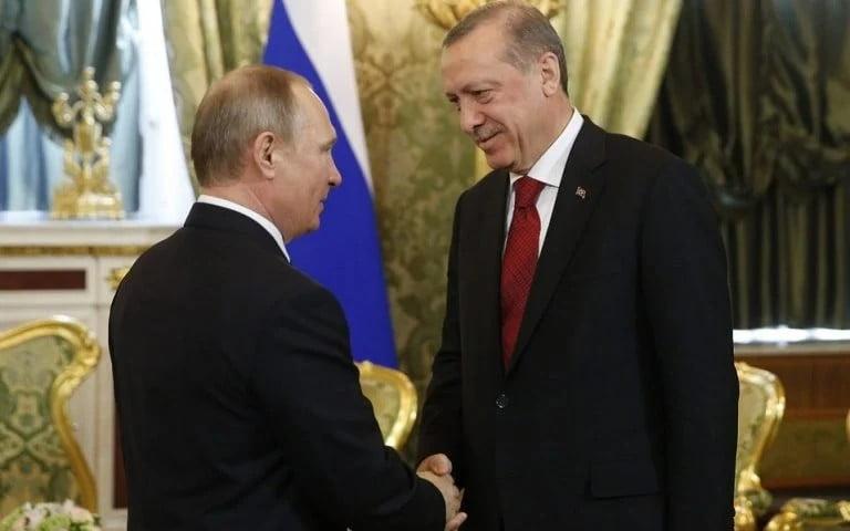Άρθρο του Economist: Πούτιν-Ερντογάν, ένα παράδοξο ζευγάρι