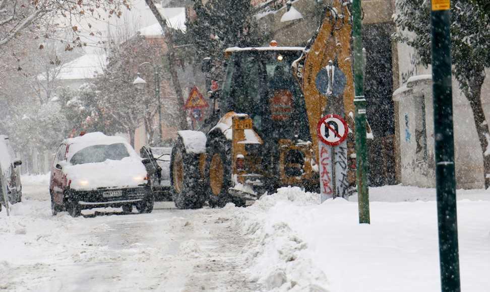 «Μήδεια» – Έκτακτο δελτίο επιδείνωσης καιρού: Χιόνια, «βουτιά» της θερμοκρασίας και θυελλώδεις άνεμοι – Σύσκεψη στην Πολιτική Προστασία