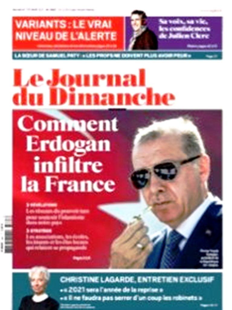 Η Γαλλία αντιμέτωπη με το τζιχαντισμό του Τούρκου συμμάχου της