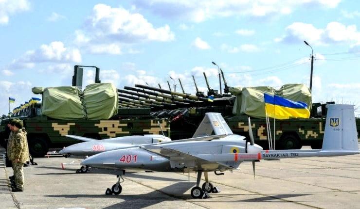 Ετοιμάζει η Ουκρανία επίθεση στο πλαίσιο του σεναρίου Καραμπάχ στο Ντονμπάς; Με ενθάρρυνση και της Τουρκίας;