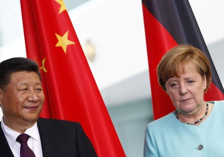 Τι ρόλο παίζει η Γερμανία στην αντιπαράθεση ΗΠΑ – Κίνας
