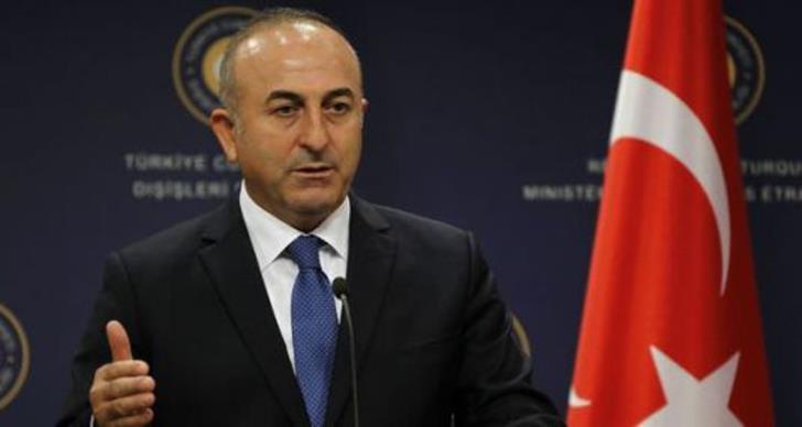 Τσαβούσογλου από τα κατεχόμενα: Οι όροι της Τουρκίας για την Πενταμερή