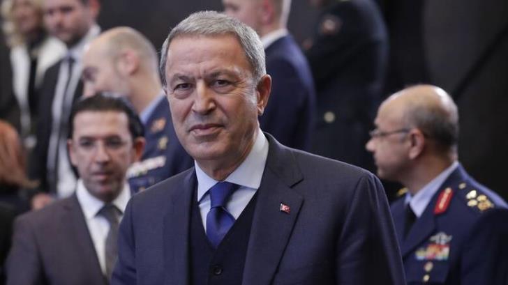 Θα υπερασπιστούμε «γαλάζια πατρίδα» με Κύπρο, λέει ο Ακάρ