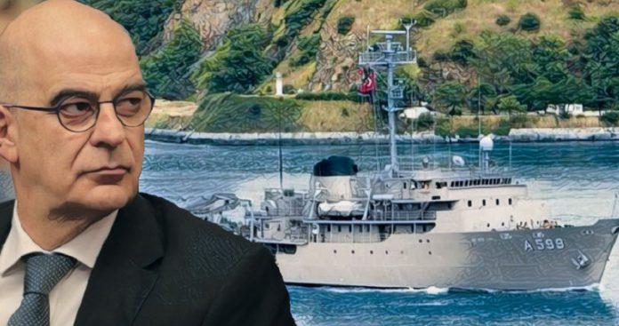 """Βενιαμίν Καρακωστάνογλου: Κύριε Δένδια, η εισβολή του """"Τσεσμέ"""" δεν αφορά απλά μια παράνομη NAVTEX"""