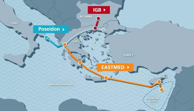 Ο ευρωβουλευτής Κ. Μαυρίδης για τον αγωγό East-Med: Είναι θεμέλιο συνεργασίας στην Αν. Μεσόγειο
