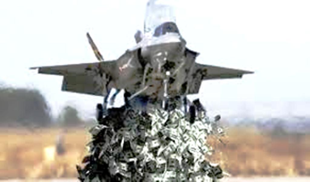 Η ολική αποτυχία του F-35