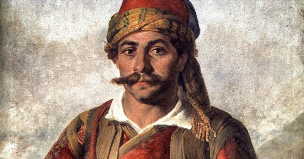 Νικόλαος Ταμπακόπουλος: Οπλαρχηγός, αγωνιστής του αγώνα του 1821 & πλούσιος τραπεζίτης.