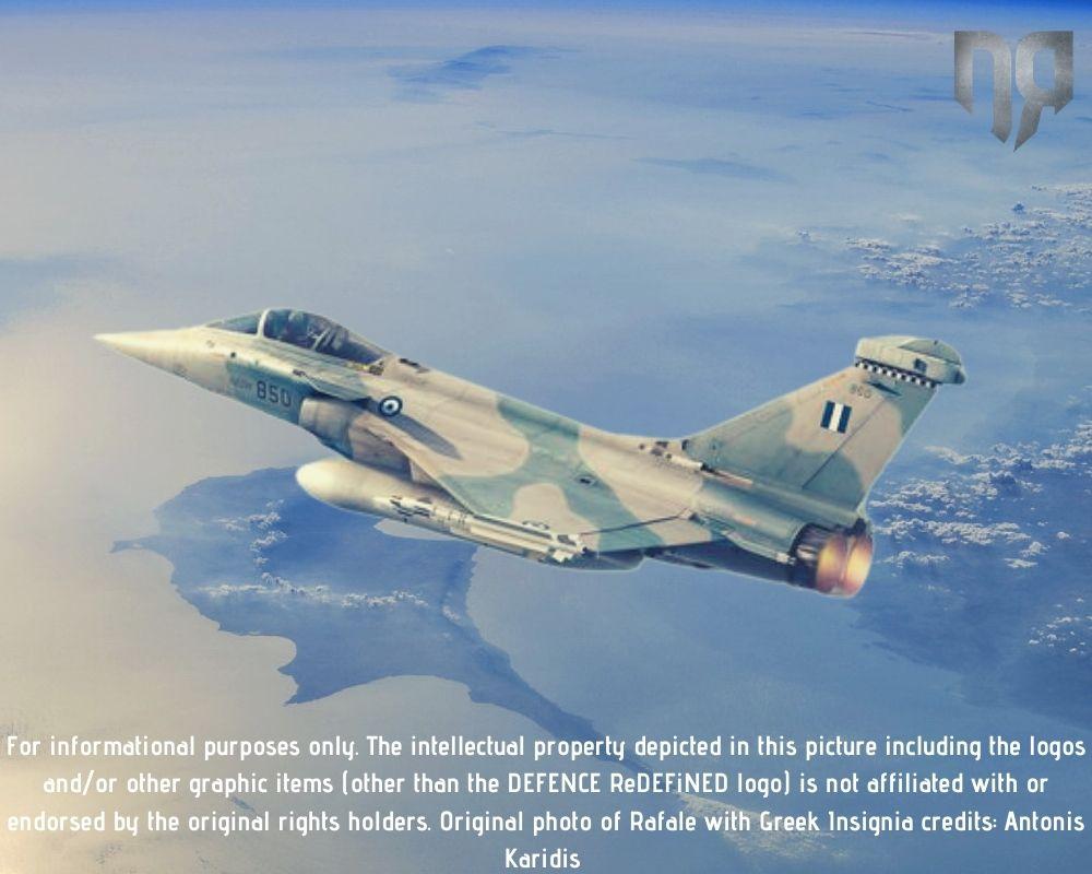 Μαχητικά Rafale: Πολλαπλασιαστής Ισχύος της Ελληνικής Πολεμικής Αεροπορίας και του Ενιαίου Αμυντικού Δόγματος | Infographics