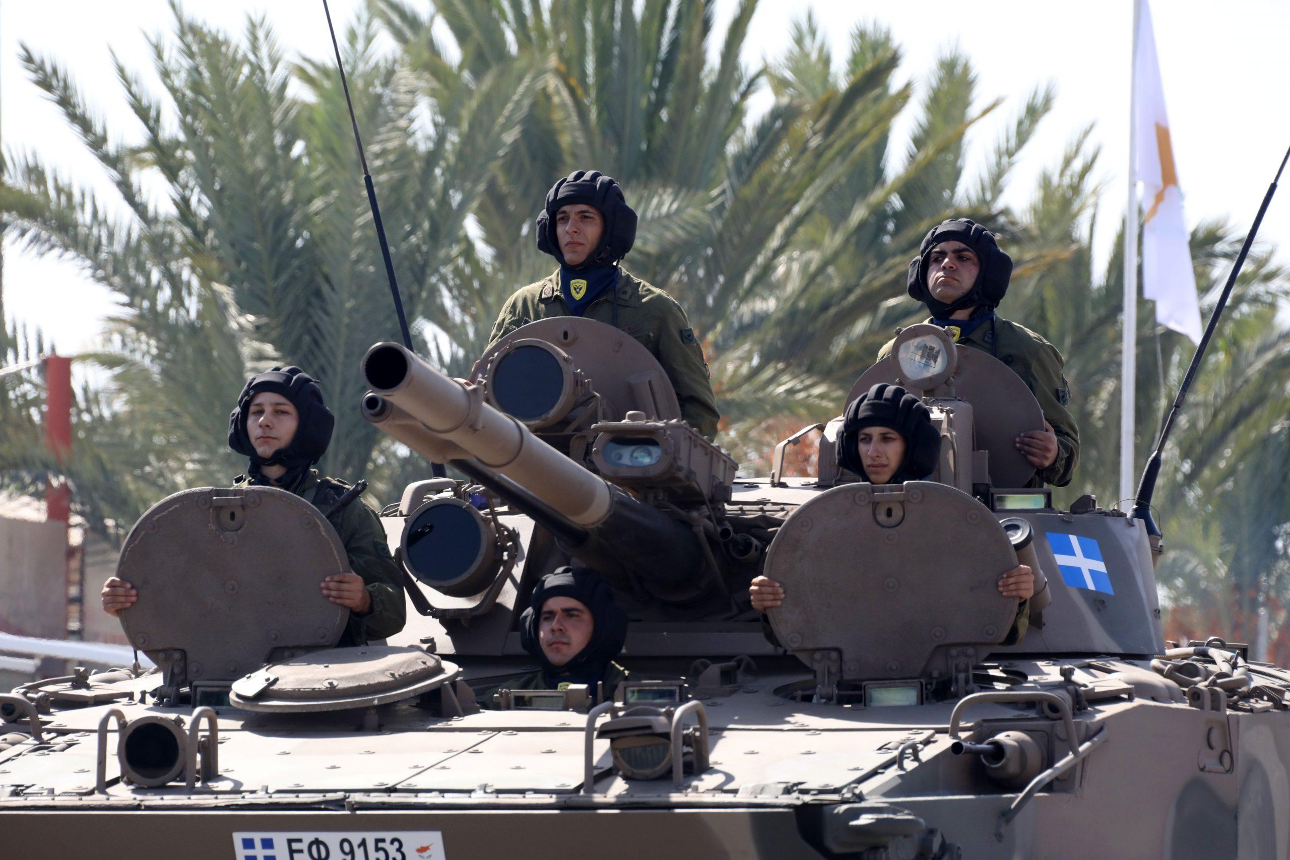 Η κραυγή των απόστρατων αξιωματικών για την άμυνα της Κύπρου