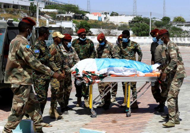 Σομαλία : Νεκροί από έκρηξη 12 πράκτορες υπηρεσιών ασφαλείας