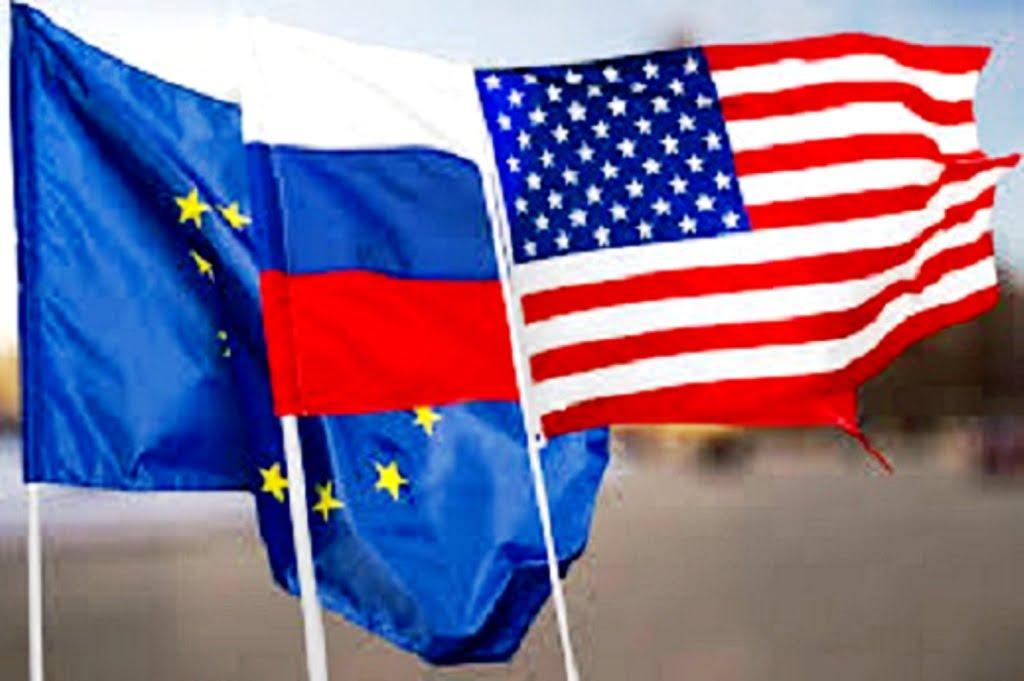 Η ΕΕ Ζαλισμένη στην Μέγγενη Σύγκρουσης Μεταξύ Ηνωμένων Πολιτειών και Ρωσίας