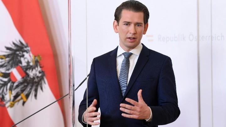 Ο καγκελάριος της Αυστρίας Σ. Κουρτς υπέρ του Nord Stream 2