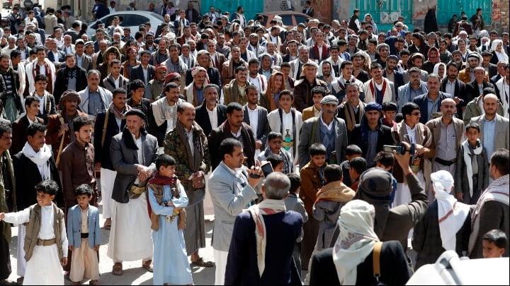 Οι Χούθι της Υεμένης δεν είναι πλέον τρομοκράτες για τις ΗΠΑ