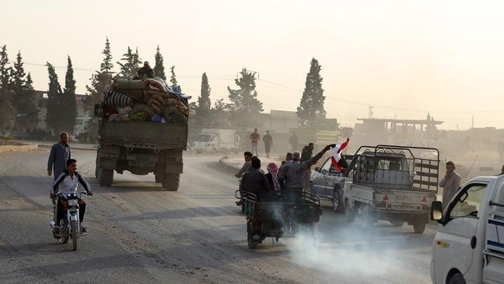 Τουρκικές παραστρατιωτικές ομάδες εμποδίζουν τον ομαλό βίο των κατοίκων του Χαλεπίου