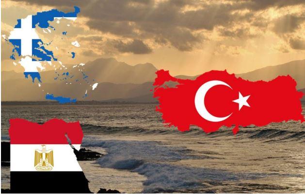 Τι λέει η Ελλάδα για τα όσα συμβαίνουν με Αίγυπτο και Τουρκία