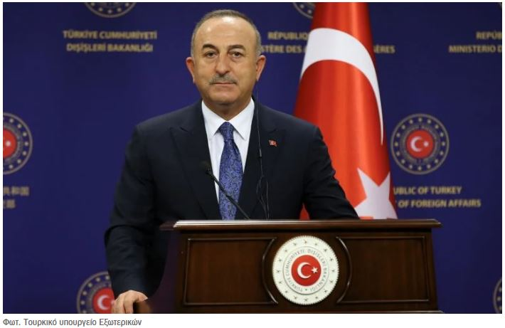 Τσαβούσογλου: Επανέναρξη των διπλωματικών επαφών Τουρκίας-Αιγύπτου