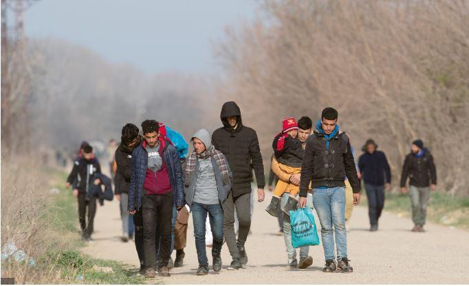 Υποκρισία χωρίς σύνορα στο θέμα της λαθρομετανάστευσης