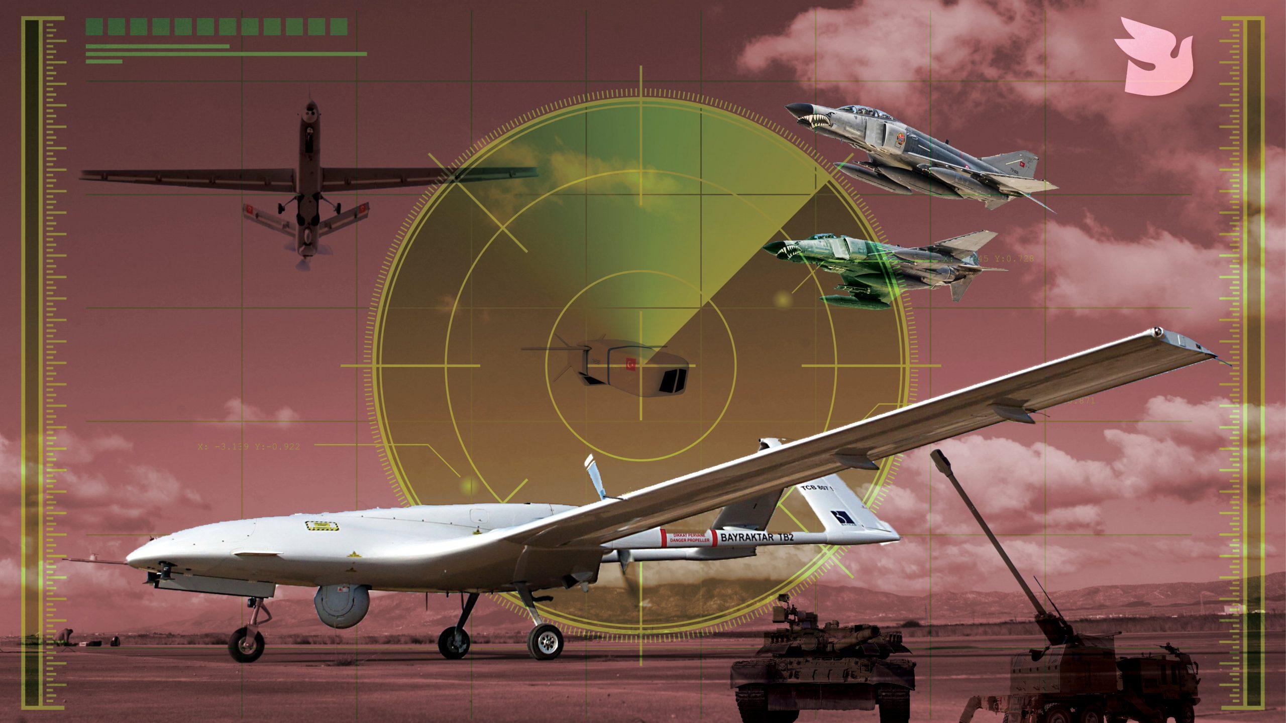 Πώς θα ήταν μια σύγκρουση τύπου Ναγκόρνο-Καραμπάχ με drones στην Κύπρο;