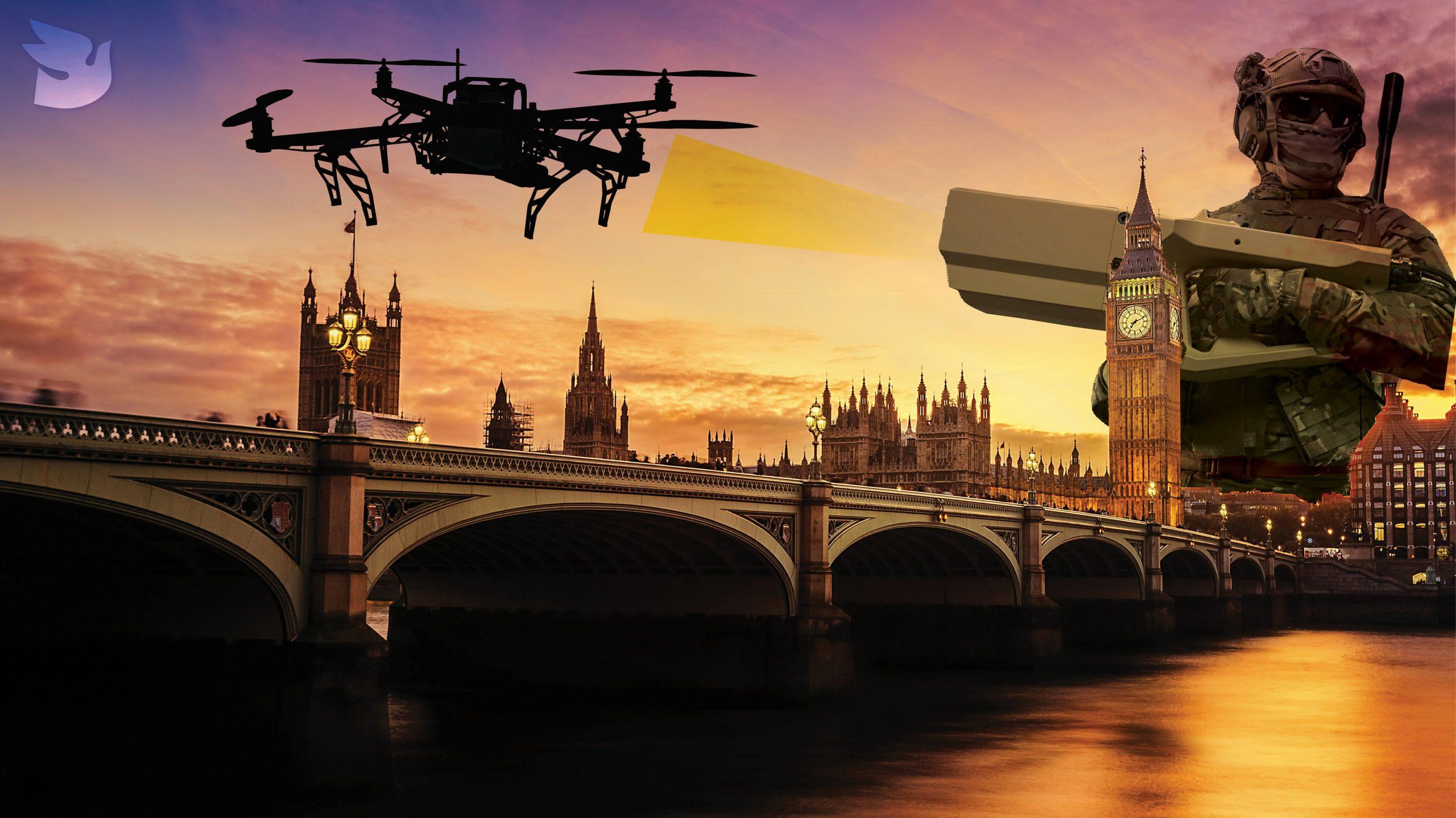 «Χίμαιρα»: Το ηλεκτρομαγνητικό τυφέκιο κατά των drones