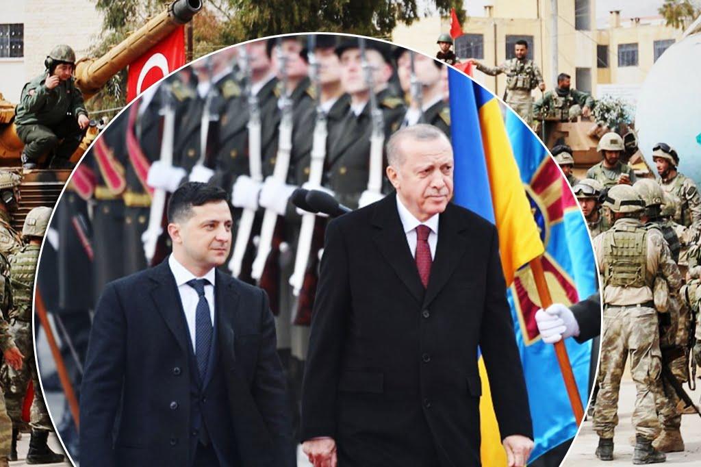 Συνεργασία Τουρκίας-Ουκρανίας και επιθετικές προετοιμασίες