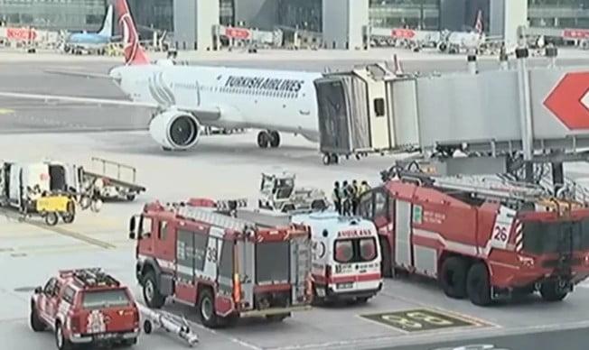 Συναγερμός στην Τουρκία! Έρευνα για βόμβες σε τουρκικά αεροσκάφη με προορισμό τη Γερμανία