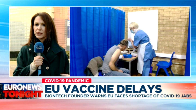 Η Διανομή Εμβολίων COVID της Ε Ε Αντιμετωπίζει Νέα Επιπλέον Προβλήματα