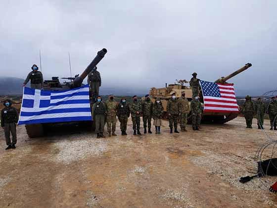 Ξάνθη: Παρουσία αρχηγού ΓΕΣ και της Γενικής Πρόξενου των ΗΠΑ η τελική φάση της άσκησης Defender Europe 21