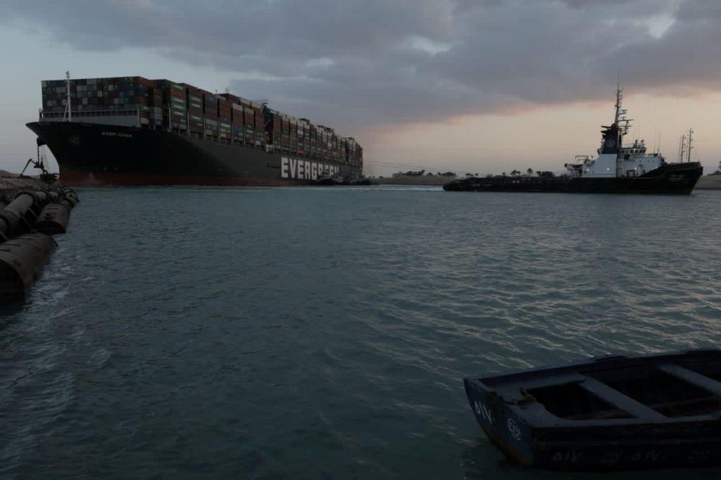 Πρόβλημα έλλειψης προϊόντων λόγω του αποκλεισμού στη Διώρυγα του Σουέζ