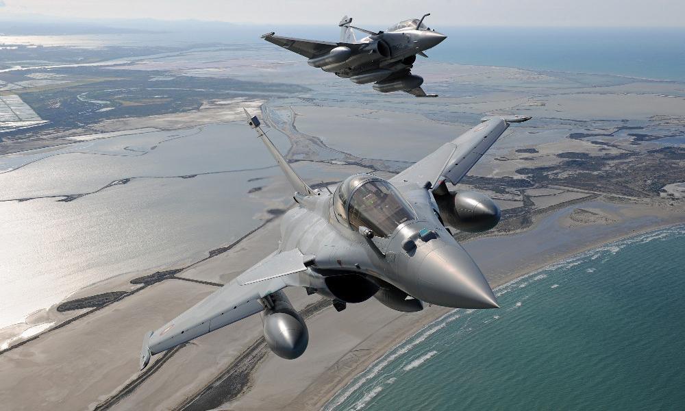 Rafale:  Tα «αόρατα» γεράκια που ισοπέδωσαν τουρκική βάση (ΒΙΝΤΕΟ)