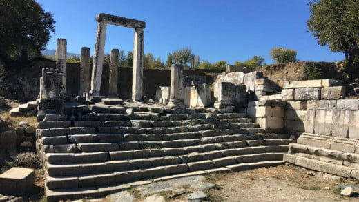 Πωλείται αρχαιολογικός χώρος στην Αλικαρνασσό της Καρίας, από τον σημερινό του ιδιοκτήτη