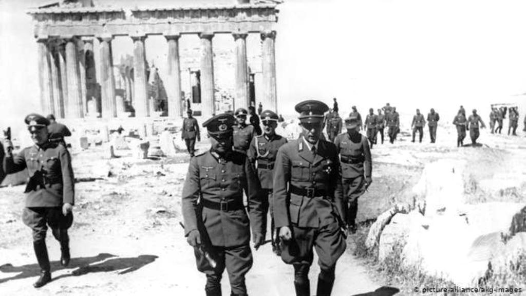"""Η Κλάουντια Ροτ στη γερμανική βουλή για τις πολεμικές επανορθώσεις: """"Έχουμε συνείδηση της γερμανικής ενοχής και της ιστορικής μας ευθύνης""""."""