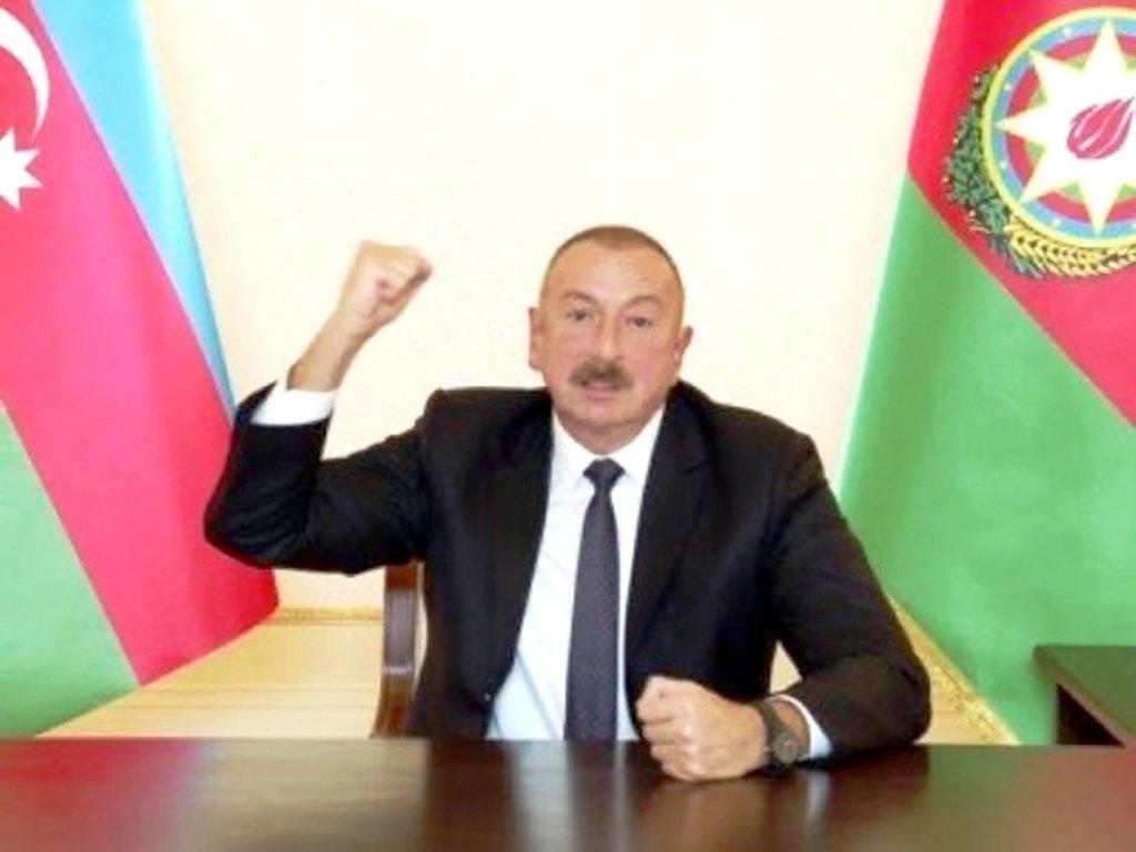 Ιλχάμ Αλίγιεφ: Το Αρτσάχ δεν υπάρχει και δεν θα υπάρχει