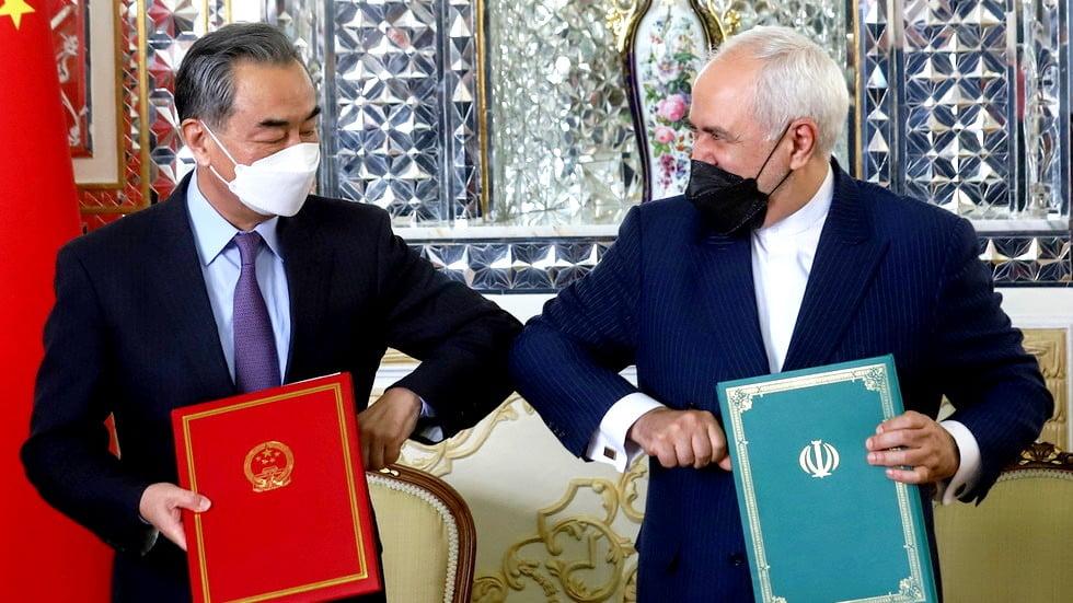 Ιράν και Κίνα υπογράφουν 25ετές Σύμφωνο Στρατηγικής Εταιρικής Σχέσης Ενώπιον Κοινών Πιέσεων από τις ΗΠΑ