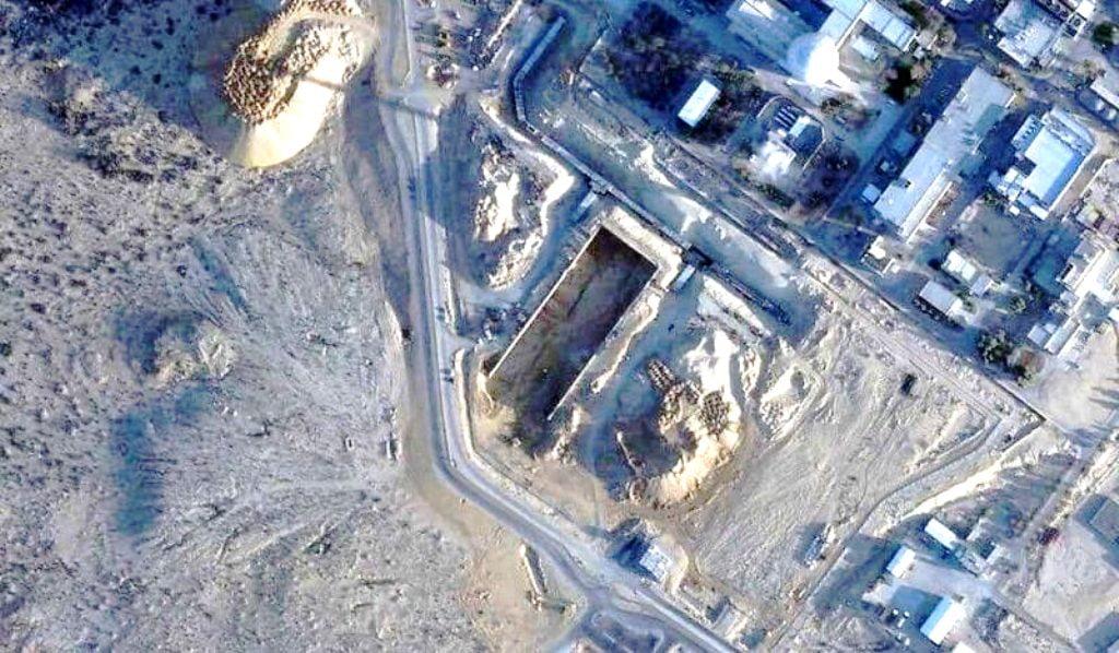 Ισραήλ – Ανασυγκρότηση μεγάλης κλίμακας της πυρηνικής εγκατάστασης της Ντιμόνα