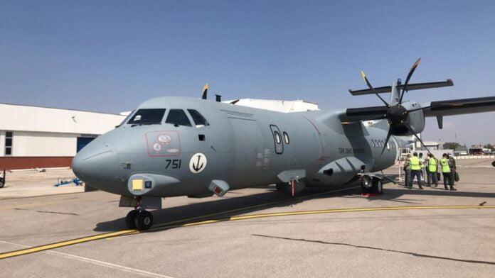 Το δεύτερο ανθυποβρυχιακό ATR-72 600T παρέλαβε το Τουρκικό Ναυτικό