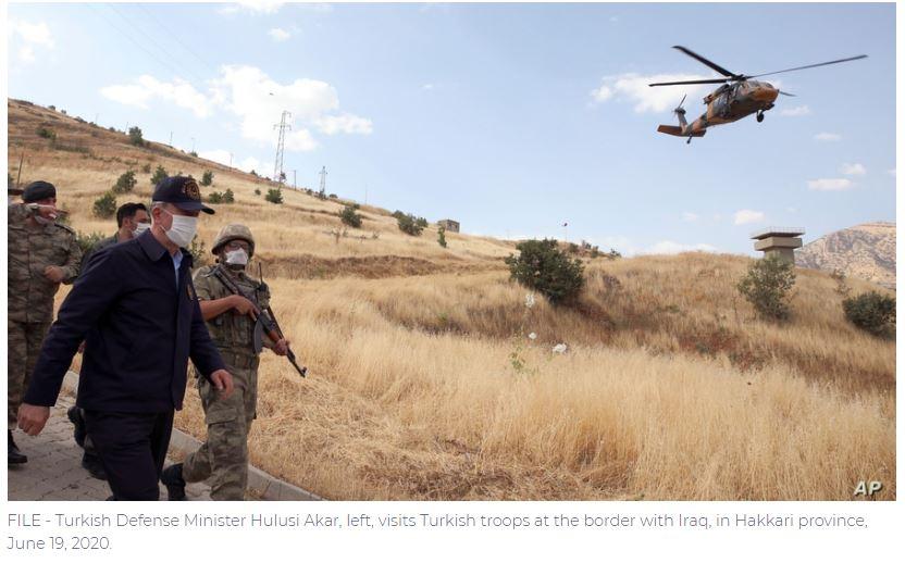 Σε σοβαρή κρίση οι σχέσεις Τουρκίας-Ιράν, λόγω του Κουρδικού (ΡΚΚ)
