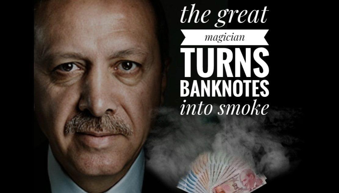 Ο Ερντογάν εθνικός ευεργέτης της Ελλάδας