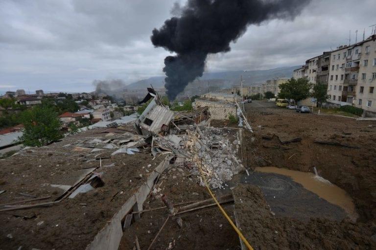 """Αποκαλυπτικό ντοκιμαντέρ για τον πόλεμο στο Ναγκόρνο Καραμπάχ – """" Το Αρτσάχ Μετά Τον Πόλεμο"""""""