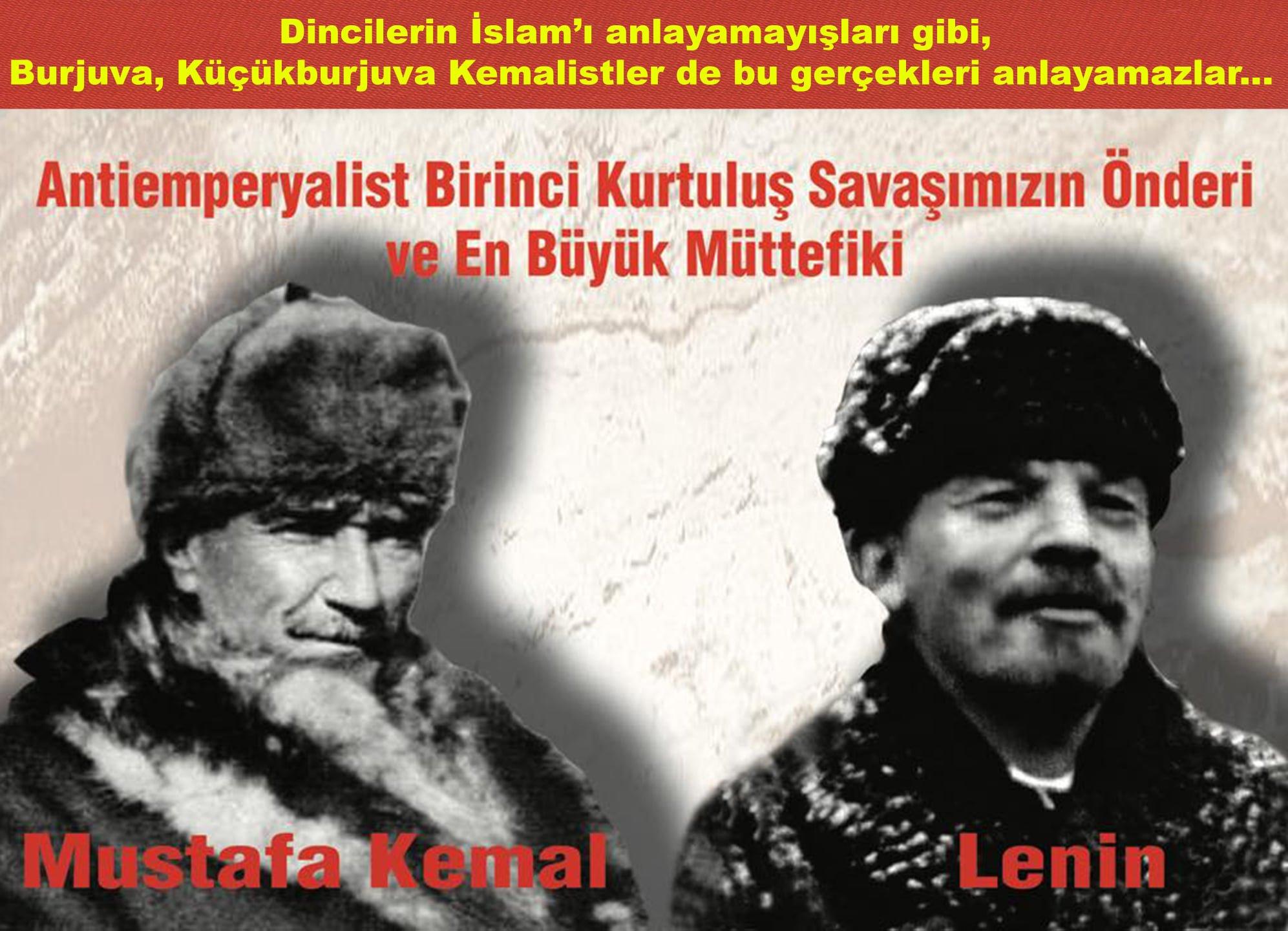 Πώς συνεργάστηκαν σοβιετική Ρωσία και κεμαλική Τουρκία