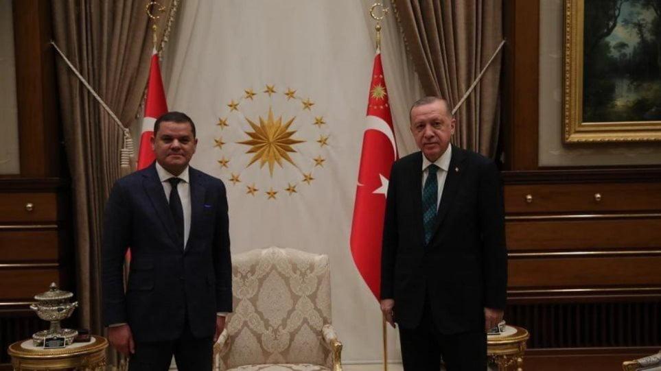 Λιβύη: Μυστικά στον Ερντογάν για το τουρκολιβυκό μνημόνιο ο νέος, φιλότουρκος πρωθυπουργός