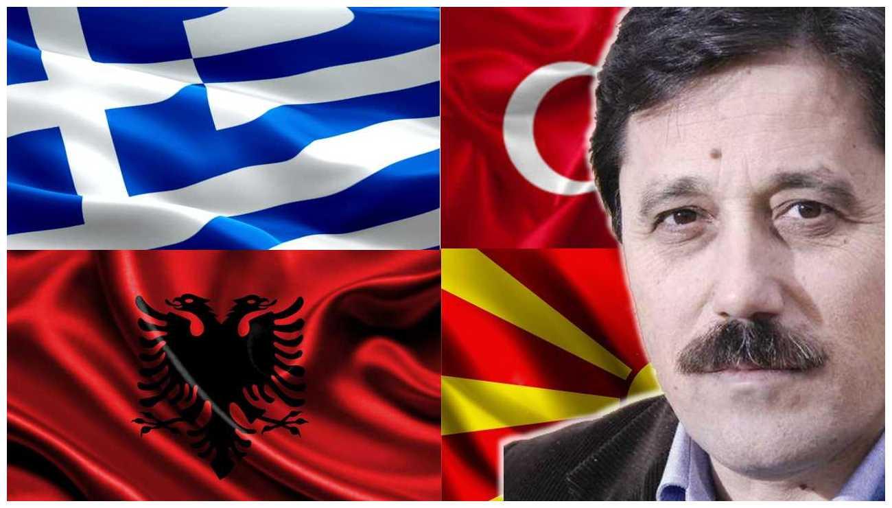 Σάββας Καλεντερίδης: Κοσμοϊστορικό σχέδιο στην περιοχή – Ανάλυση για Τουρκία, Σκόπια, Αλβανία