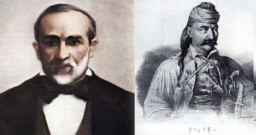 1821 – Γεώργιος Τερτσέτης, ο αλύγιστος δικαστής, αγωνιστής των εθνικών ιδανικών