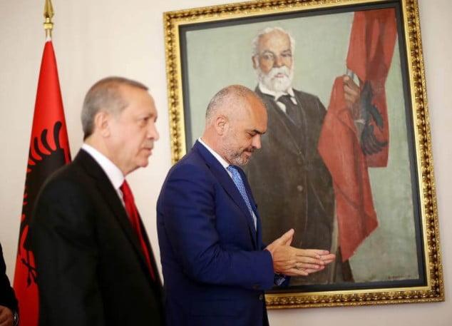 Ο Ράμα έχει μετατρέψει την Αλβανία σε δυτικό παράρτημα της Τουρκίας