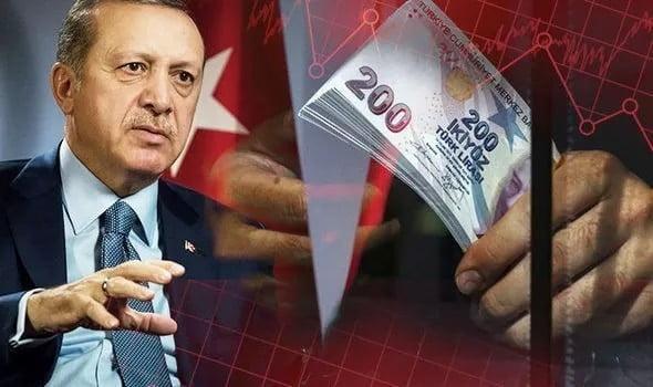 Δράμα η κατάσταση! Καταρρέει η τουρκική λίρα επί Ερντογάν – Χωρίς ψωμί 1.000.000 πολίτες