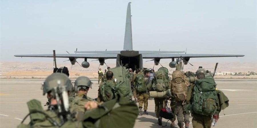Μεγάλη άσκηση ισραηλινών δυνάμεων στην Κύπρο – «Η μεγαλύτερη εκτός συνόρων»