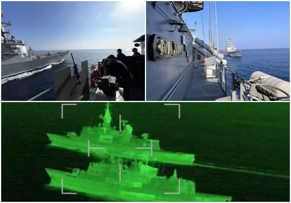 Προβολή ισχύος από το Πολεμικό Ναυτικό: Η «φούσκα» της «γαλάζιας πατρίδας» και η Ελληνική απάντηση – Η φρεγάτα «ΥΔΡΑ» στο Ισραήλ