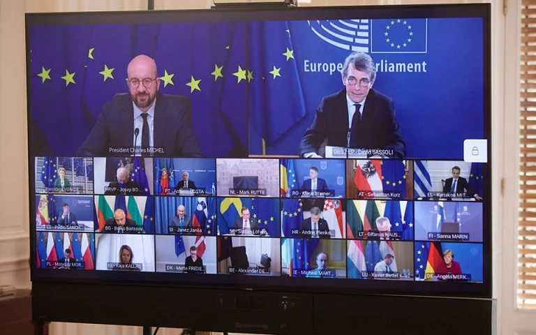 H EE καλεί την Τουρκία να απέχει από μονομερείς ενέργειες